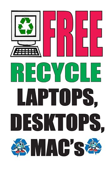 We offer free